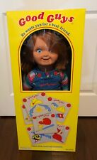 chucky doll life sized good guys. Perfect condition. New in the box.