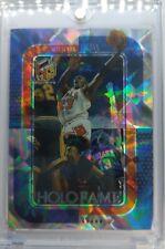 1999 UPPER DECK HOLOGRFX HOLOFAME Michael Jordan #HF-1, REFRACTOR LIKE INSERT MJ