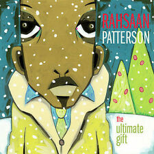 Rahsaan Patterson : The Ultimate Gift CD