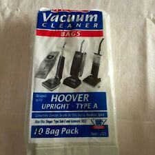 New American Fare Hoover Vacuum Cleaner Bags Type A 8 pack Model 2323