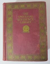 The Universal Reference Library 1951 by John C. Winston Co. Hardcover