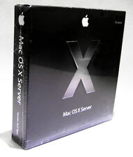 Apple Retail Mac OSX OS X Tiger Server 10.4.7 10 Client für PPC G4 G5 Intel 10.4