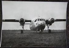 Aviation, AVION NORD 2501 SUR PISTE