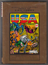 Marvel Masterworks Golden Age USA Comics Volume 1 FS Hardcover * HC  Simon Kirby
