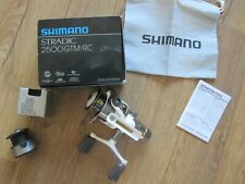 Shimano Stradic 2500GTM-RC. Fishing reel. Near Mint