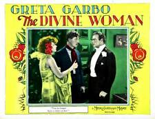 OLD MOVIE PHOTO The Divine Woman Lobby Card Greta Garbo Lars Hanson