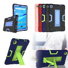 For Lenovo M8 8 inch TB-8505X Case Hybrid Rugged Heavy Duty Shockproof Cover