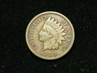 NEW YEAR'S SALE 1888 INDIAN HEAD CENT PENNY * NICE COLLECTIBLE U.S. COIN #84H