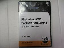 Adobe Photoshop CS4 PORTRAIT RETOUCHING ESSENTIAL TRAINING CHRIS ORWIG  EW 140A