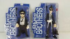 "MEZCO 2004 BLUES BROTHERS JAKE & ELWOOD BLUES SET 12"" FIGURES"