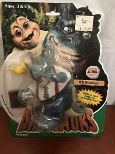 Disney's Dinosaurs BP Richfield The Boss Action Figurine