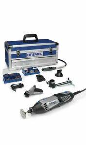 Dremel F0134000KF 4000-6/128 Platinum Kit 175w 4000 Multi Rotary Tool Kit & Case