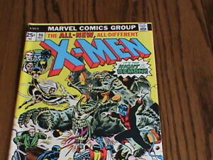 X-Men #96 Vol. 1 Chris Claremont Dave Cockrum 1975. VF