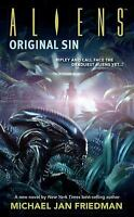 Aliens: Original Sin by Friedman, Michael Jan , Paperback