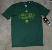 NEW ADIDAS Portland Timbers Soccer Youth Boys XL X-Large 18 T Shirt NEW NWT