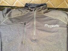 Cool Borgata Hotel Casino Spa Atlantic City Nj 1/4 Zip Pullover Jacket Gray Xl