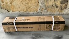 SHIPS SAME DAY CAP A-Frame Dumbbell Weight Rack, Carbon - NEW IN BOX