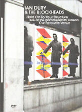Ian Dury & The Blockheads - Hold Onto Your Structure (DVD, 2003) - New/Sealed