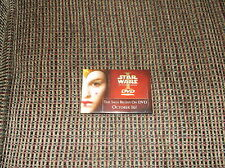 STAR WARS 1 THE PHANTOM MENACE MOVIE PIN 3 inches by 2 inches