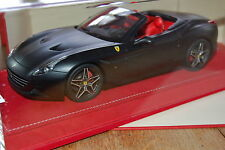 FERRARI CALIFORNIA T MATT BLACK FE13C 1/18 MR COLLECTION