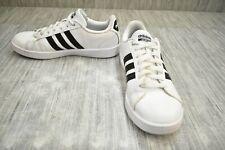 adidas Cloudfoam Advantage AW4294 Casual Shoes, Men's Size 9, White