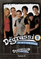 DEGRASSI - THE NEXT GENERATION - SEASON 6 (KEEPCASE) (BILINGUAL) (DVD)