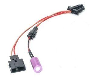 Audi Skoda VW Canbus Resistor for LED SMD Number Plate ERROR FREE Adapter