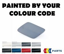 VW PASSAT R36 FRONT HEADLIGHT WASHER COVER CAP LEFT PAINTED BY YOUR COLOUR CODE