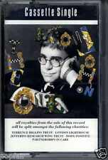 ELTON JOHN - THE ONE / SUIT OF WOLVES 1992 CASSINGLE THE ROCKET RECORD EJSCR28