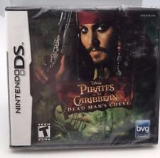 Pirates of the Caribbean Dead Man's Chest - Nintendo DS - Brand New