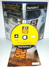 PRO RALLY 2002 CORSE AUTO - Playstation 2 Ps2 Play Station Bambini Gioco Game
