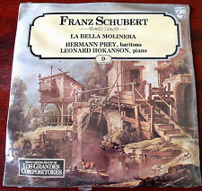 PHILIPS 68 51 048 SCHUBERT LA BELLA MOLINERA LP PREY MINT SEALED SPAIN HOKANSON