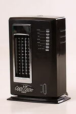 CoolZone by SUNHEAT Evaportive Air Cooler w/ 3 Fan Settings and Timer (Black) -