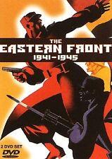 EASTERN FRONT 1941-1945 - Self-Titled (2007) - 2 DVD - Multiple Formats Black VG