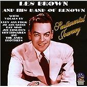 Les Brown and His Band of Renown : Sentimental Journey CD