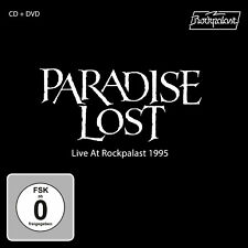 PARADISE LOST New Sealed 2019 LIVE 1995 CONCERT DVD & CD SET