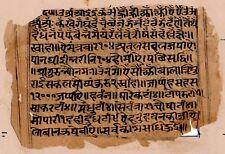 INDIA YANTRA /MANTRA/ TANTRA MANUSCRIPT IN SANSKRIT FRAMEABLE#mn282