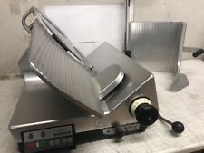 Bizerba Se 12D Automatic / Manual Commercial Meat Deli Slicer