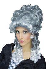 Adult Victorian Ghost Ghostly Lady Costume Wig