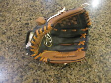 "Rawlings Baseball Glove Tee Ball 9.5"" Pl950Bt Rht Left hand Basket Web Players"