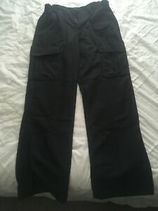 NWT PROPPER F5272 WOMENS UNIFORM TACTICAL PANTS BLACK SIZE 6