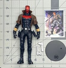 """1/10 or 7"""" scale McFarlane DC Multiverse Target Batman Red Hood ONLY"""