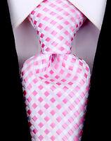 Scott Allan Mens Checkerboard Necktie |Mens Tie