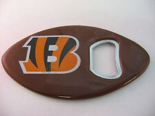 NFL Bengals Football Bottle Opener Budweiser The Great American Lager