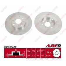 Bremsscheibe, 1 Stück ABE C43008ABE