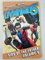 DYNAMO 5 Vol 5 SINS OF THE FATHER TPB IMAGE COMICS 2011 BRAND NEW UNREAD