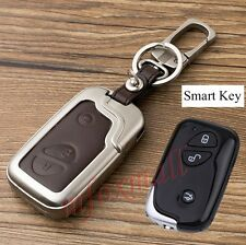 Car Key Shell Case Holder Bag Fob Cover For GS350 IS250 IS350 ES350 LX570 RX350