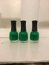 Nina Ultra Pro Nail Lacquer Lime Light 3pcs