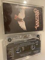 Santana - The Best Of  Cassette Tap