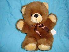 Animal Alley Brown Teddy Bear Plush Toys R Us Toy